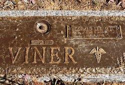 Dr Donald Lee Viner