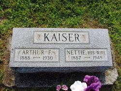 Arthur F Kaiser