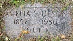 Amelia Sophia Olson
