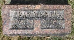 Bessie B <I>Reed</I> Brandenburg