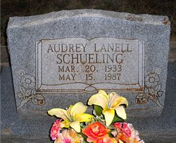 Audrey Lanell Schueling