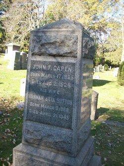 John Frederic Capen