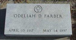Odeliah D. <I>Dismukes</I> Farber