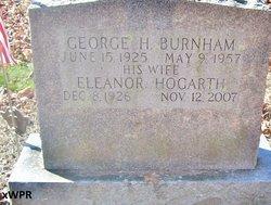 Eleanor <I>Hogarth</I> Burnham