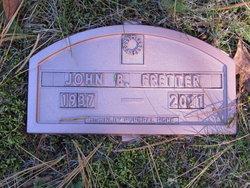 John B Fretter