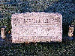 Katherine Laura <I>Middleton</I> McClure