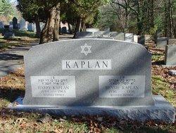 Bessie <I>Koble</I> Kaplan