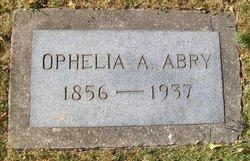 Nancy Ophelia <I>Alison</I> Abry