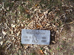 Lily L. Witherspoon