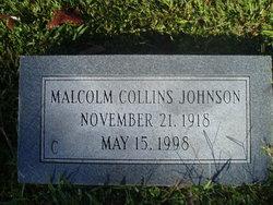 Malcolm Collins Johnson
