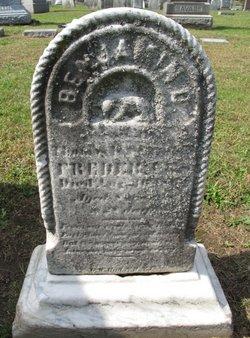 Benjamin D. Fredericks