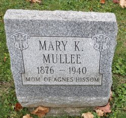 Mary K Mullee