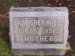 Eva <I>Fisher</I> Kress