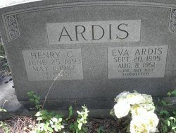 Eva <I>Ardis</I> Ardis