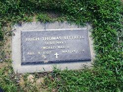"Hugh Thomas ""Popeye"" Littrell"