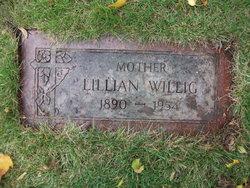 Lillian <I>Labourslier</I> Willig