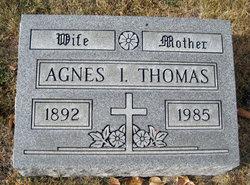 Agnes I Thomas