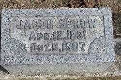 Jacob Sprow, Jr