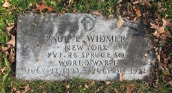 Paul E. Widmer