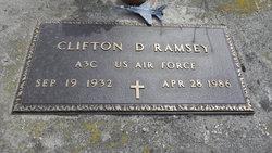 Clifton D Ramsey