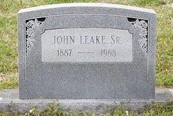 John Leake, Sr