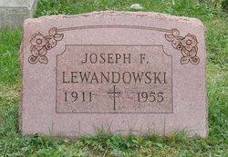Joseph F. Lewandowski