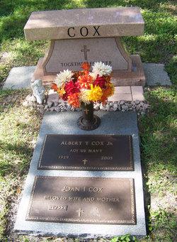 Joan I Cox