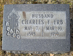 Charles F Erb