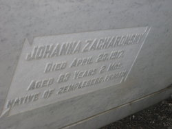 Johanna Zacharonsky