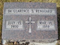 Dr Clarence S Renouard