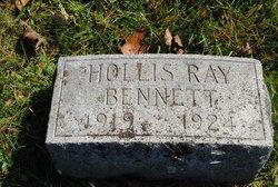 Hollis Ray Bennett