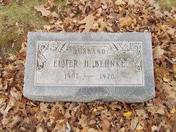 Elmer H. Behnke