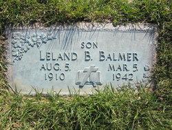 Leland B Balmer