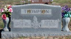 Lily <I>Yates</I> Thompson