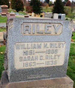 William H Riley