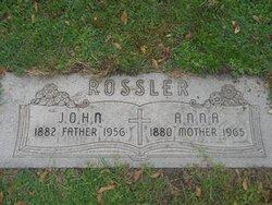 John J Rossler