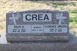 Florence Henrietta <I>Arnzen</I> Crea
