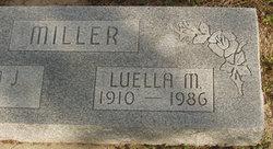 Luella Maxine Marie <I>Heilmann</I> Miller