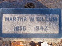 Martha W. Gillum
