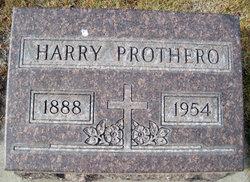 Harry Prothero