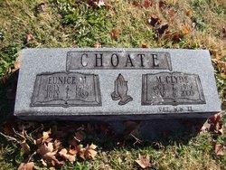 Eunice M. Choate