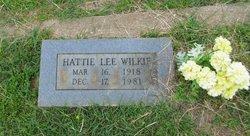 Hattie Lee Wilkie