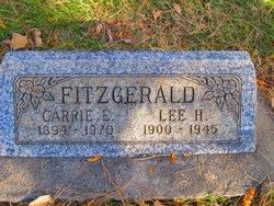 Carrie E. Fitzgerald