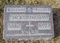 Jack D Thomas