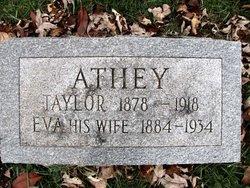 Eva <I>Hawkins</I> Athey
