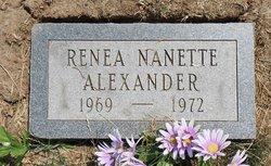 Renea Nanette Alexander