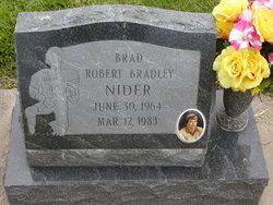 """Robert Bradley """"Brad"""" Nider"""