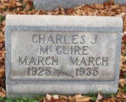 Charles J McGuire