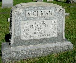 S Earl Richman