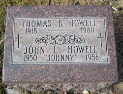 """John L """"Johnny"""" Howell"""
